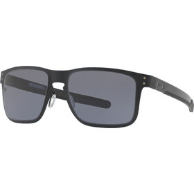 Oakley Holbrook Metal Brille, matte black/grey